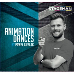 "DVD ""Animation Dances"" tańce animacyjne!"